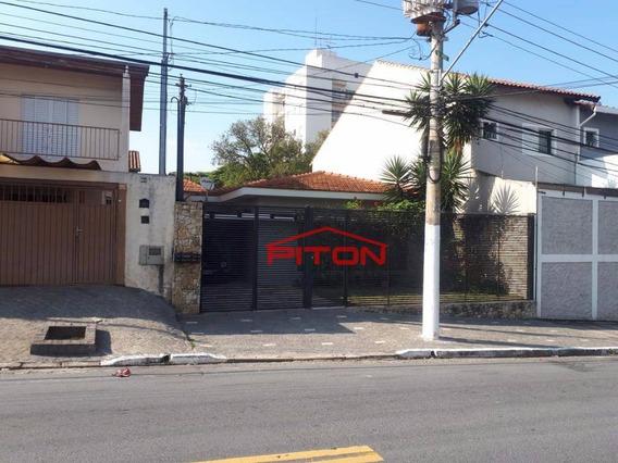 Casa Com 3 Dormitórios À Venda, 183 M² Por R$ 1.150.000 - Vila Matilde - São Paulo/sp - Ca0695