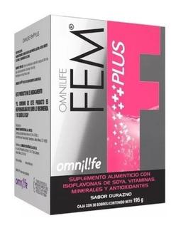 Fem Plus + Power Maker, Tratamiento De Fertilidad