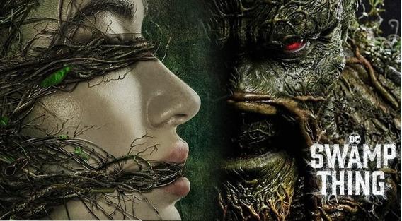 Swamp Thing ( Monstro Do Pântano) 1ªtemporada Legendada