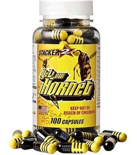 Abelinha Termogenico Yellow Hornet - 100 Caps - Stacker 2