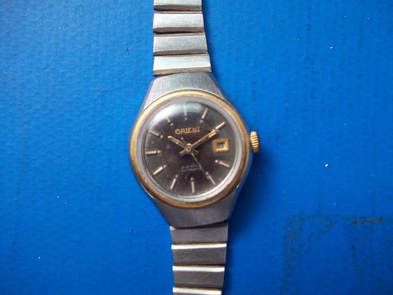 Relógio De Pulso De Mulher Orient Automático Os497b258