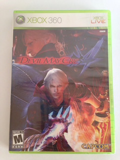 Devil May Cry 4 Xbox360, Cyclegames