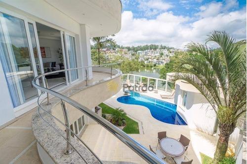 Imagem 1 de 21 de Casa À Venda, 783 M² Por R$ 4.600.000,00 - Swiss Park - São Bernardo Do Campo/sp - Ca0180