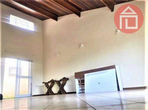 Imagem 1 de 17 de Casa Com 3 Dormitórios À Venda, 203 M² Por R$ 650.000,00 - Jardim Primavera - Bragança Paulista/sp - Ca2923