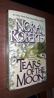 Tears Of The Moon - Nora Roberts - Idioma Inglés