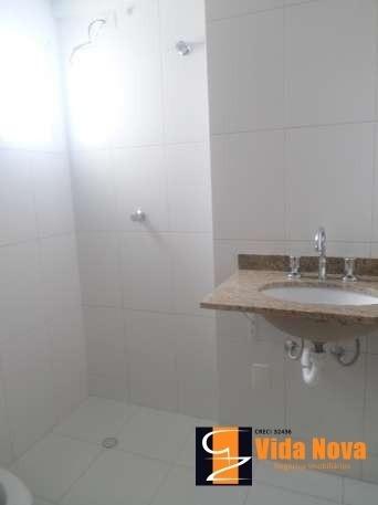 Apartamento Novo 3 Dorms, Santo André - A-1798