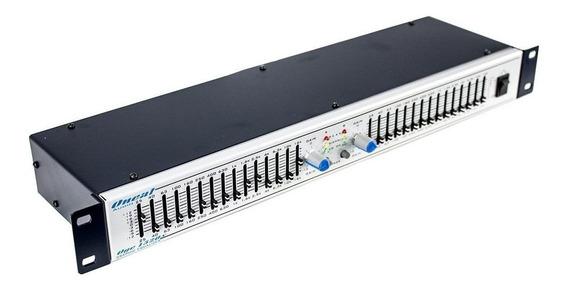 Equalizador Grafico Oneal Oge-1520x 15 Bandas Stereo Xlr