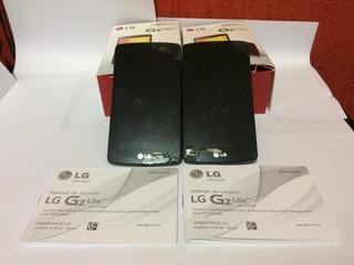 Celular LG G2 Lite Dual (dois Celulars Para Tirar Peças)
