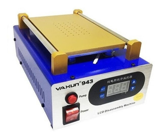 Separadora Lcd Yaxun 943 Touch Sucção A Vacum 110v / 220v