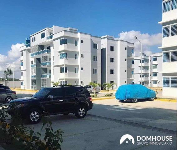 Apartamento Nuevo En Autopista San Isidro