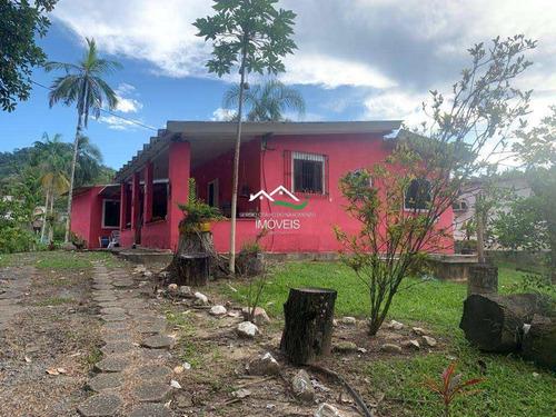 Imagem 1 de 30 de Chácara Com 4 Dorms, Xxx, Itariri - R$ 380 Mil, Cod: 537 - V537