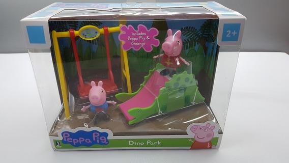 Peppa Pig - Dino Park Brinquedo Box ***original***