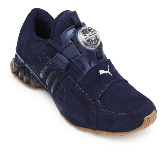 Tênis Puma Disc Cell Aether Nature Bdp Masculino Casual