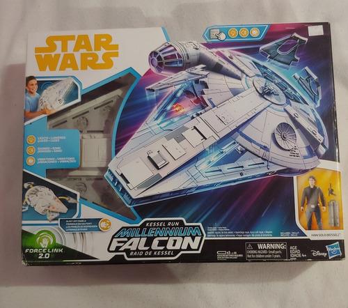 Millennium Falcon Halcon Milenario Hasbro Star Wars Nuevo
