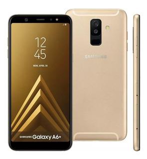 Samsung Galaxy A6+ 64gb Infinita 6 8.0 Octa Core 4gb Lacrado