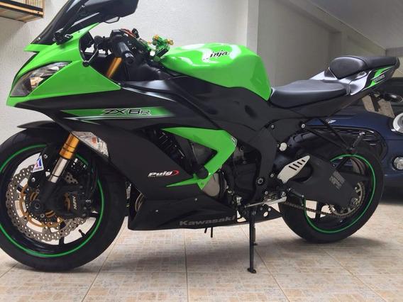 Kawasaki Ninja Zx6-r 636 13/14