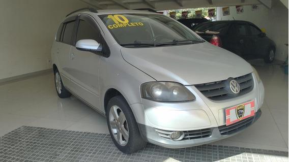 Volkswagen Spacefox Sportline 1.6 Completo 2010