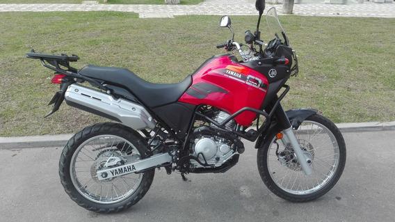 Yamaha Tenere Xtz250 Roja