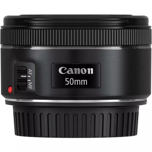 Canon Ef Lente Para Canon Ef - 50mm - F/1.8 + Nfe