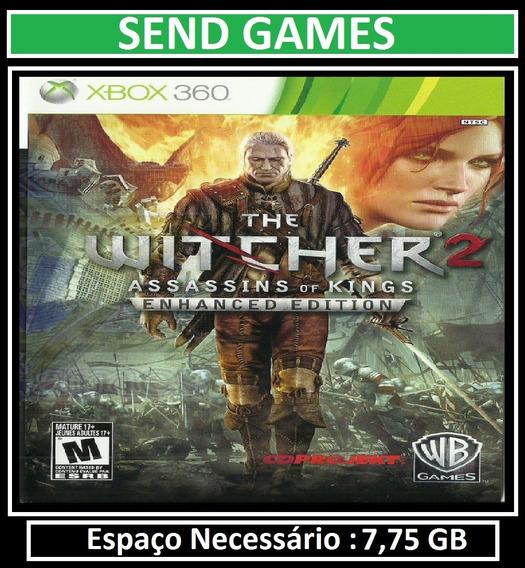 The Witcher 2 - Mídia Digital - Xbox 360