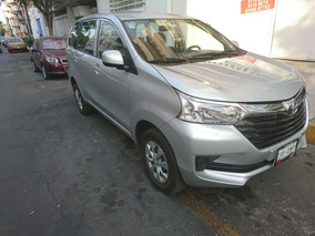 Toyota Avanza 1.5 Le At Impecable Unico Dueño