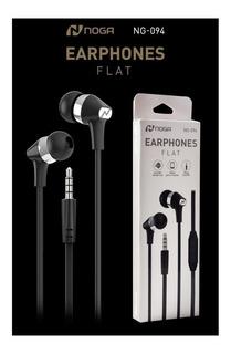 Auriculares In Ear Celular Pc Manos Libre Microfono Noga 094