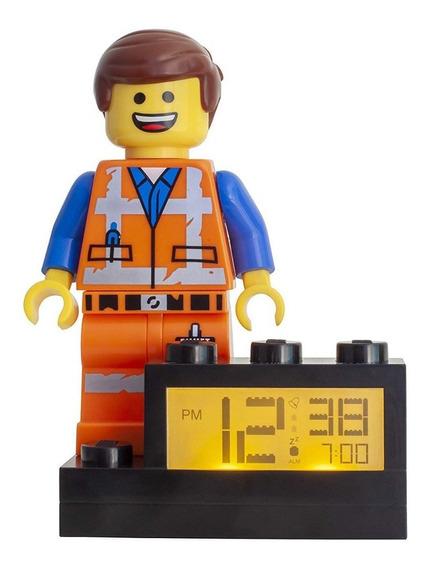 Reloj Despertador Lego Movie O9003967 Outlet