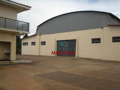 Imagem 1 de 12 de Barracão À Venda, 2830 M² Por R$ 8.000.000,00 - Centro - Pederneiras/sp - Ba0111