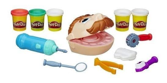 Dentista Bromista-play Doh-con 5 Latas Masa Moldeadora