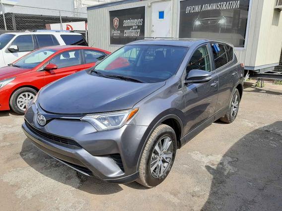 Toyota Rav4 2017 5p Xle L4/2.5 Aut