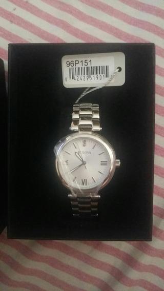Relógio Bulova Diamond Original