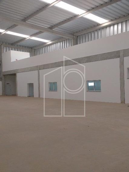 Galpão Industrial Em Cabreúva, Com 750 M² Com Mezanino, Recepção Com Banheiro Para Deficientes, Vestiários Completos Masculino E Feminino, Refeitório. - Gl00260 - 3347350