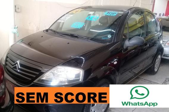 Citroën C3 X-tr Financio Mesmo Com Score Baixo