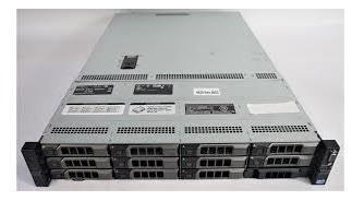 Servidor Storage Dell Poweredge R510 2u 12 Gavetas 16gb