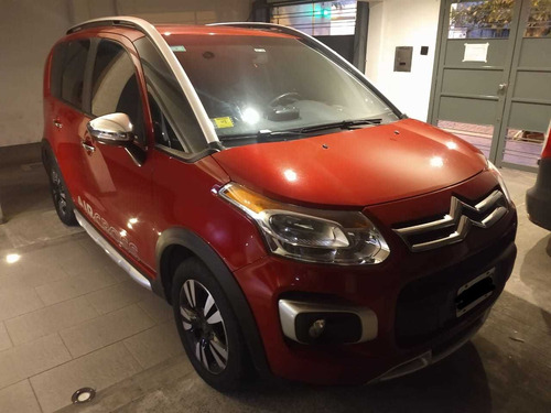 Citroën C3 Aircross 1.6 Vti 115 Exclusive 2014