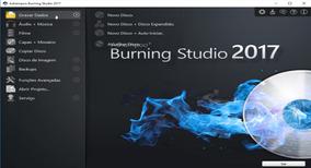 Ashampoo Burning Studio 2017 Ganhe 3 Brindes!!