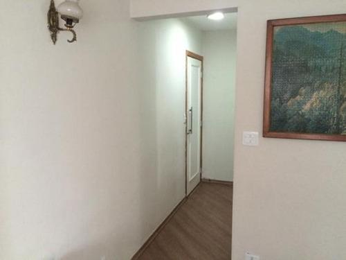 Apartamento Para Venda Em São Paulo, Jaguaré, 2 Dormitórios, 1 Banheiro, 1 Vaga - 8025_2-498392
