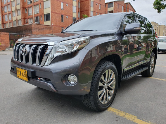 Toyota Prado Txl 2014 Serie 2