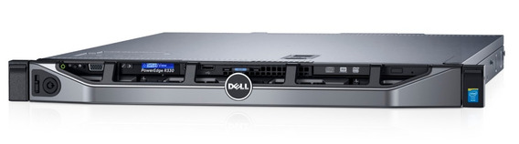 Servidor Poweredge R630 Xeon E5-2697v3 14/28 Cores 128gb Ram