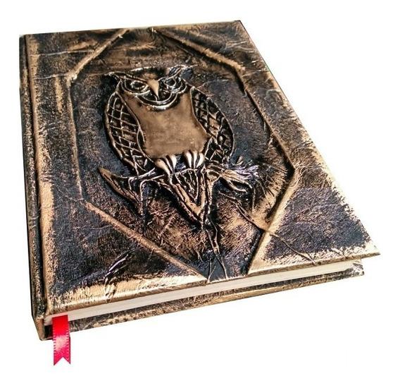 Grimório Bos Wicca Coruja Book Of The Shadows