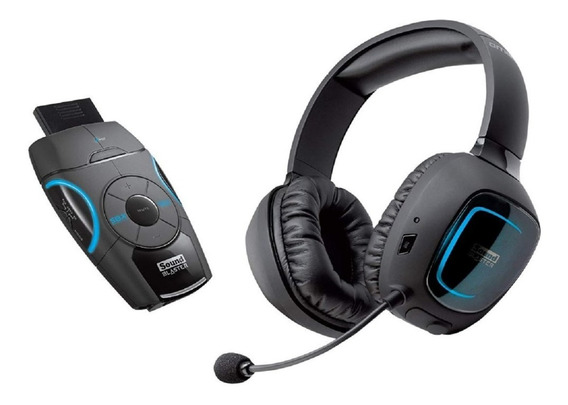 Headset Sound Blaster Recon3d Omega Sem Fio - O E M.
