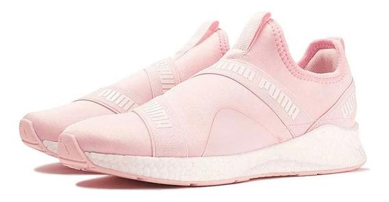 Tênis Puma Energy Star Rosa Feminino Corrida Caminhada