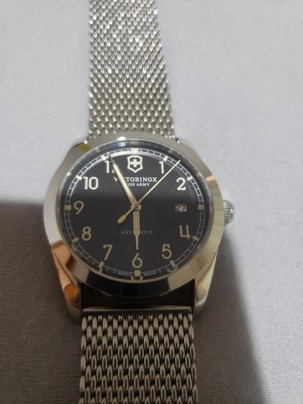 Relógio Victorinox Automático Zero E Completo Original!