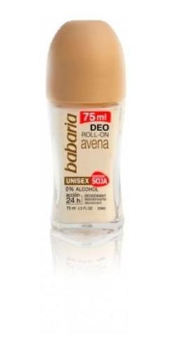 Desodorante Babaria Rollon Avena