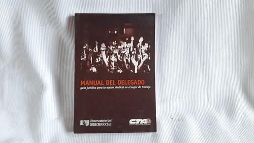 Manual Del Delegado G Gianibelli Cta