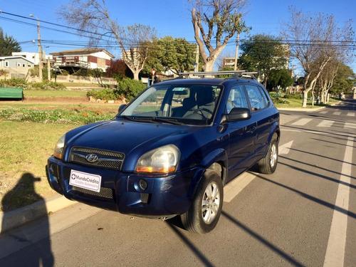 Hyundai Tucson Gl 2.0 2wd 2010