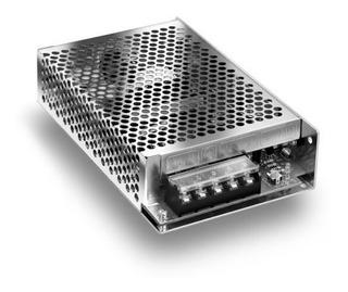 Fuente Alimentacion 12v 6a 75w Switching Metalica Perforada