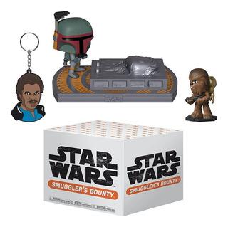 Star Wars Smuggler´s Bounty Boba Fett Chewbacca Pop! Funko