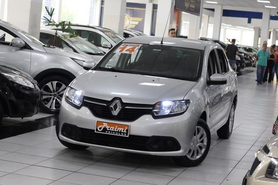 Renault Logan Expression 1.6 Flex Completo 2014