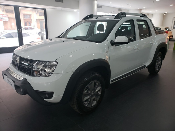 Renault Duster Oroch 2.0 Outsider Plus Oferta Contado Usd Jl